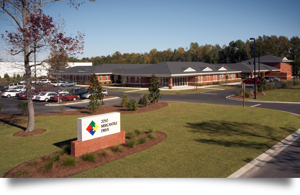 Thomas Construction Group Strategic Behavioral Health Center
