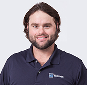 Brandon Thigpen, Project Superintendent